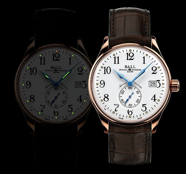 Ball-Trainmaster-Standard-Time-Rose-Gold-Night