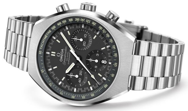 Omega-Speedmaster-Mark-II-Black-Dial-2014-Reissue