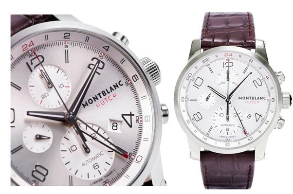 Monthblanc TimeWalker  UTC Watch