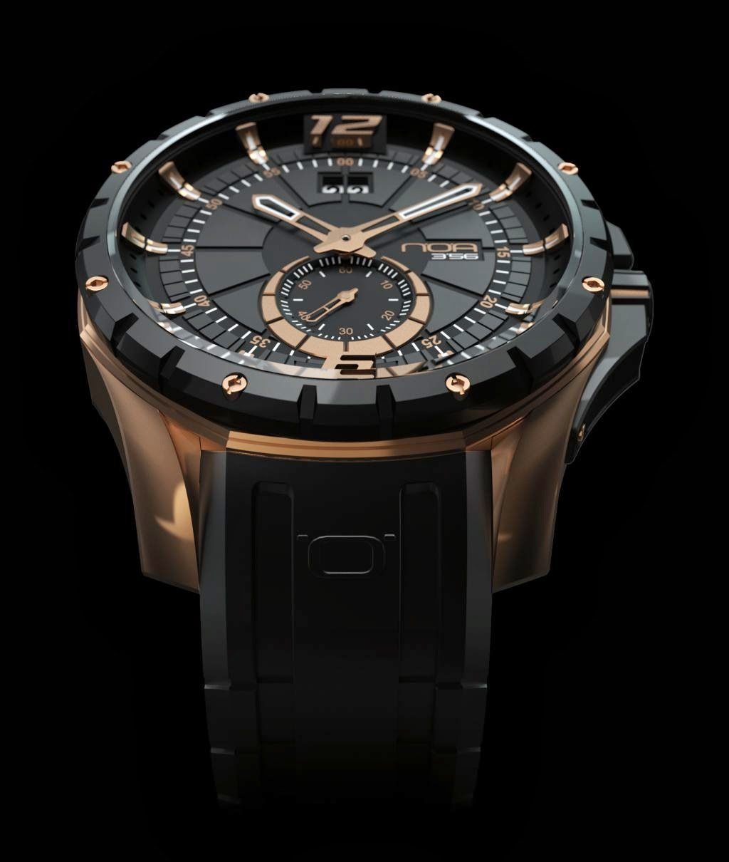 N.O.A Watches - Skandar Collection 2014
