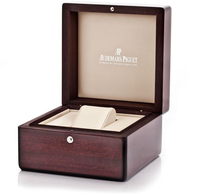Audemars Piguet Watch Presentation Box