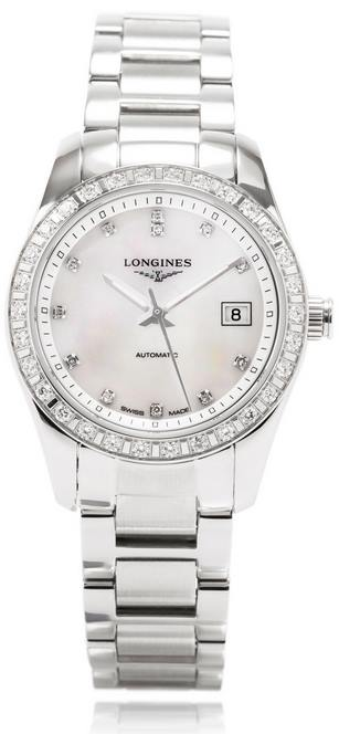 Longines Conquest Classic Ladies Watch L2.285.0.87.6- full view