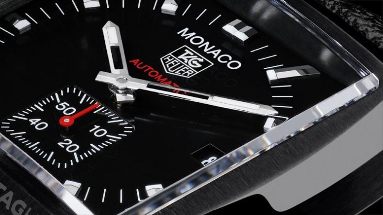 TAG Heuer Monaco Calibre 6 Automatic 2014 WW2119.FC6338- face
