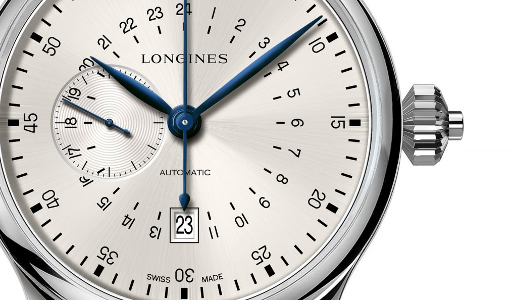 Longines Longines Twenty-Four Hours Single Push-Piece Chronograph 3