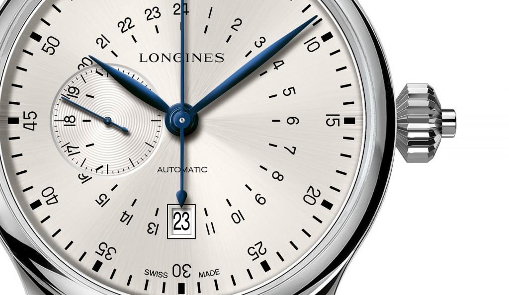 Longines Longines Twenty-Four Hours Single Push-Piece Chronograph 3